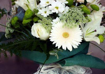 Bouquet flor silvestre monocolor