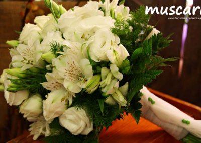 Bouquet clásico de novia