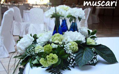 """Una boda con mucha…""""química""""."""